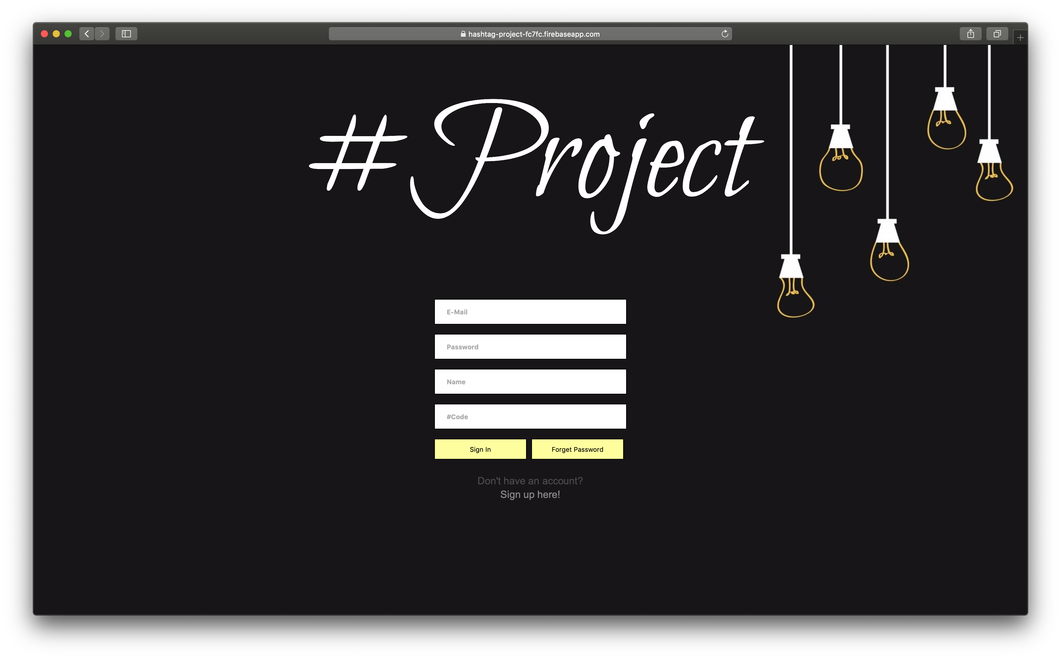 hightechu-academy-hashtagproject